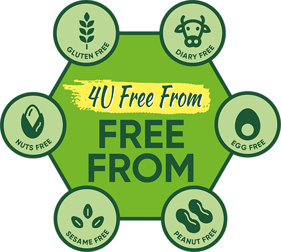 Allergen-free, gluten-free, milk-free, egg-free ice cream, no nuts